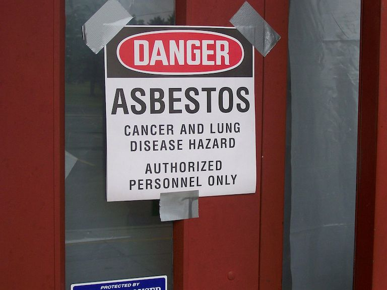 Asbestos attorney cancer lawsuit mesothelioma settlement