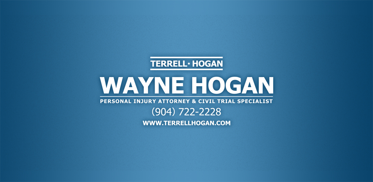 Terrell Hogan | Jacksonville Personal Injury Attorney | (904) 722-2228