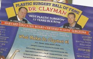 Clayman ad
