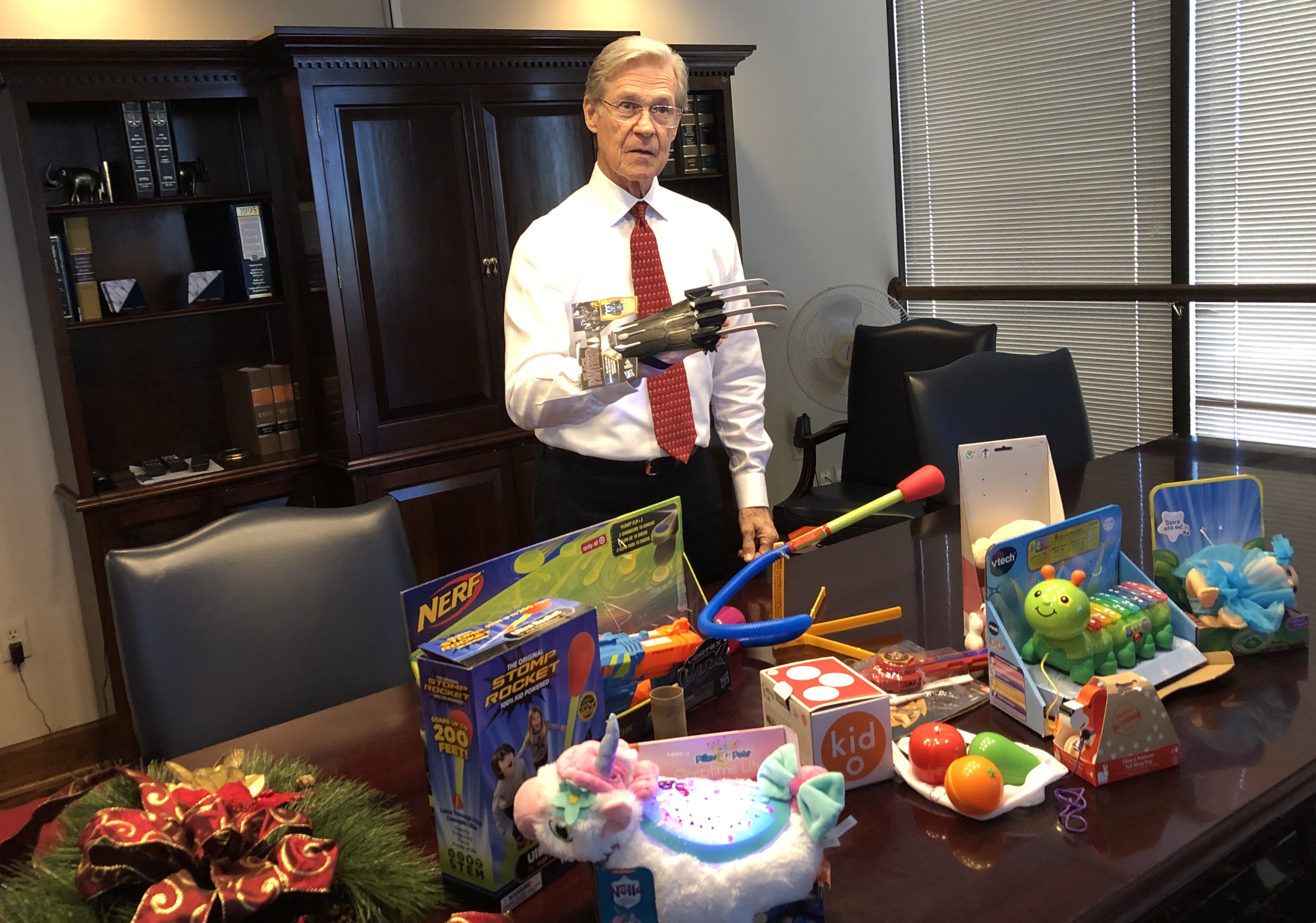 Wayne Hogan Spreads the Word about Dangerous Toys