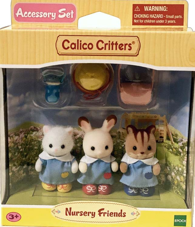 Calico Critters. Worst Toys 2020.
