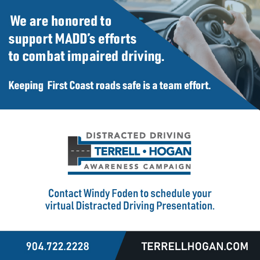 Terrell Hogan Distracted Driving Awareness Campaign. TerrellHogan.com