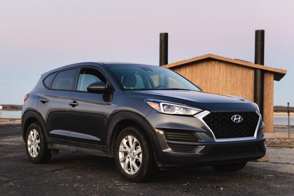 2019 Hyundai Tucson, recalled for fire risk