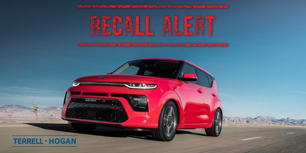 2020-2021 Kia Soul and 2021 Kia Selto vehicles included in recall